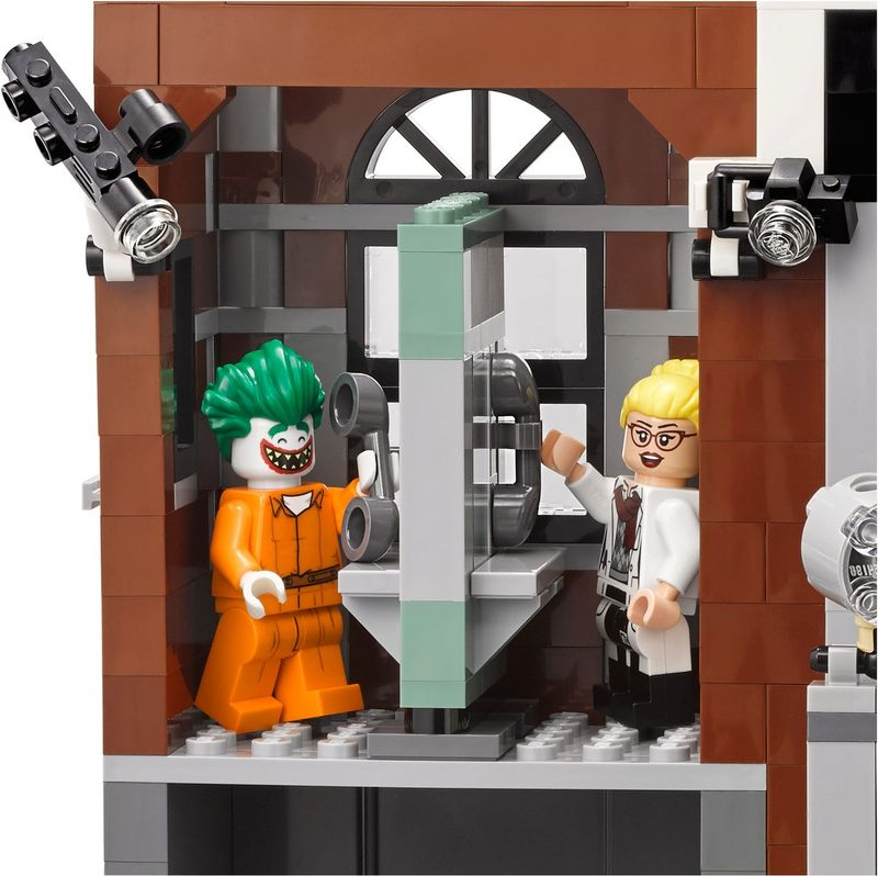 LEGO® Batman Movie Arkham Asylum minifigures