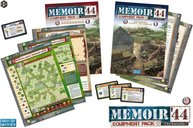 Memoir '44: Equipment Pack componenti