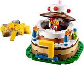 Birthday Decoration Cake Set components