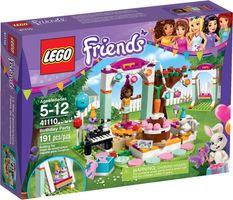 LEGO® Friends Birthday Party