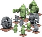 Rivet Wars: Second Wave miniatures
