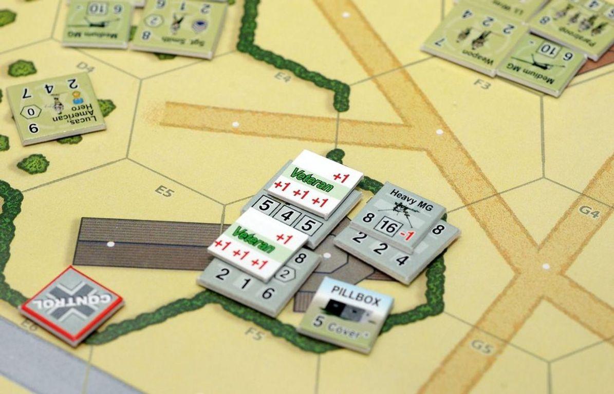 Combat Commander: Europe gameplay