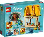 Moana's Island Home back of the box