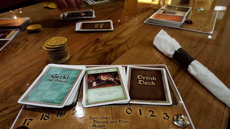 Red Dragon Inn gameplay