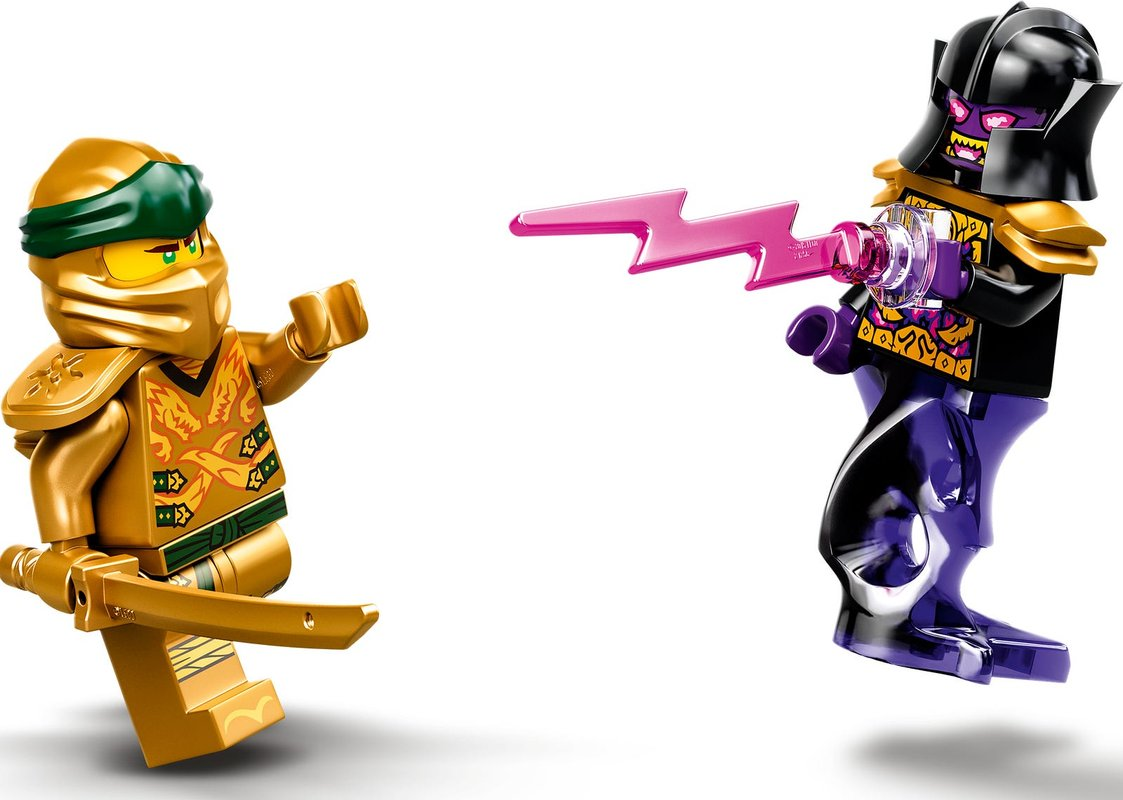 Overlord Dragon minifigures