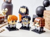 LEGO® BrickHeadz™ Harry, Hermione, Ron & Hagrid™ gameplay