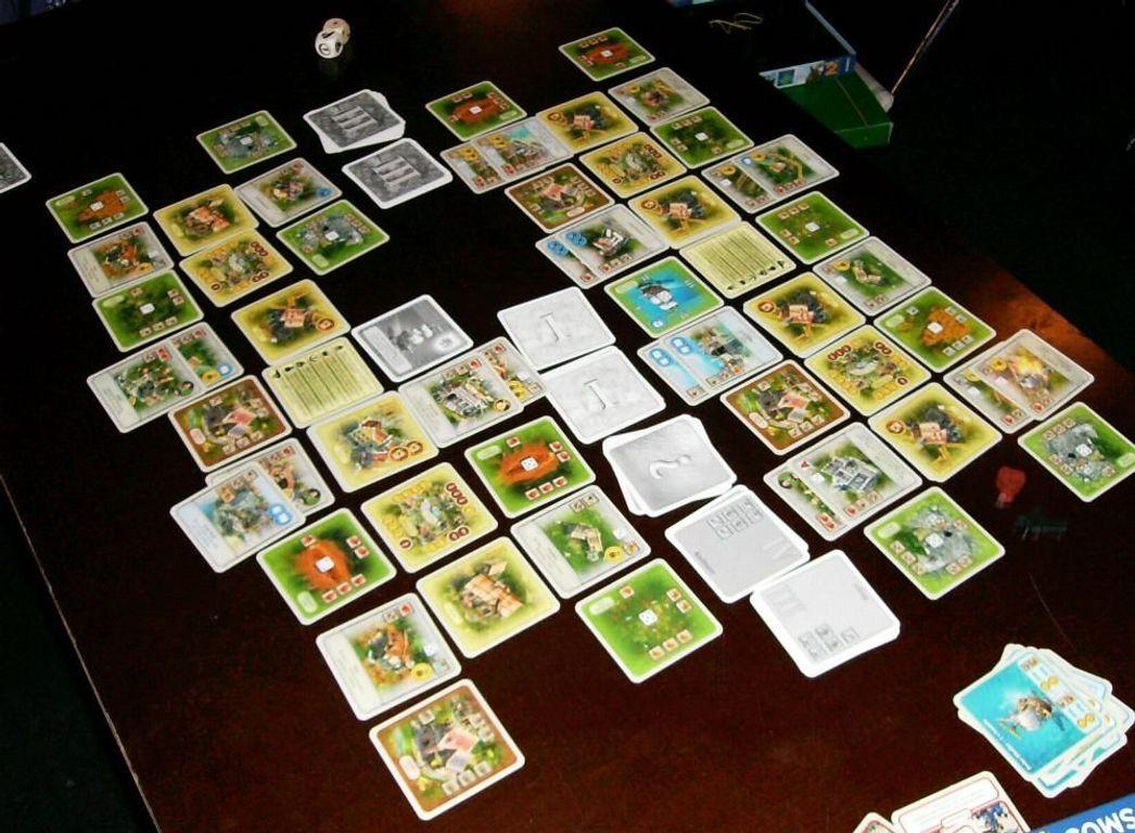 Anno 1701: Das Kartenspiel gameplay