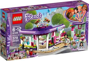LEGO® Friends Emma's Art Café