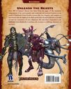 Pathfinder Bestiary (2nd Edition) back of the box