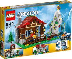 LEGO® Creator Mountain Hut