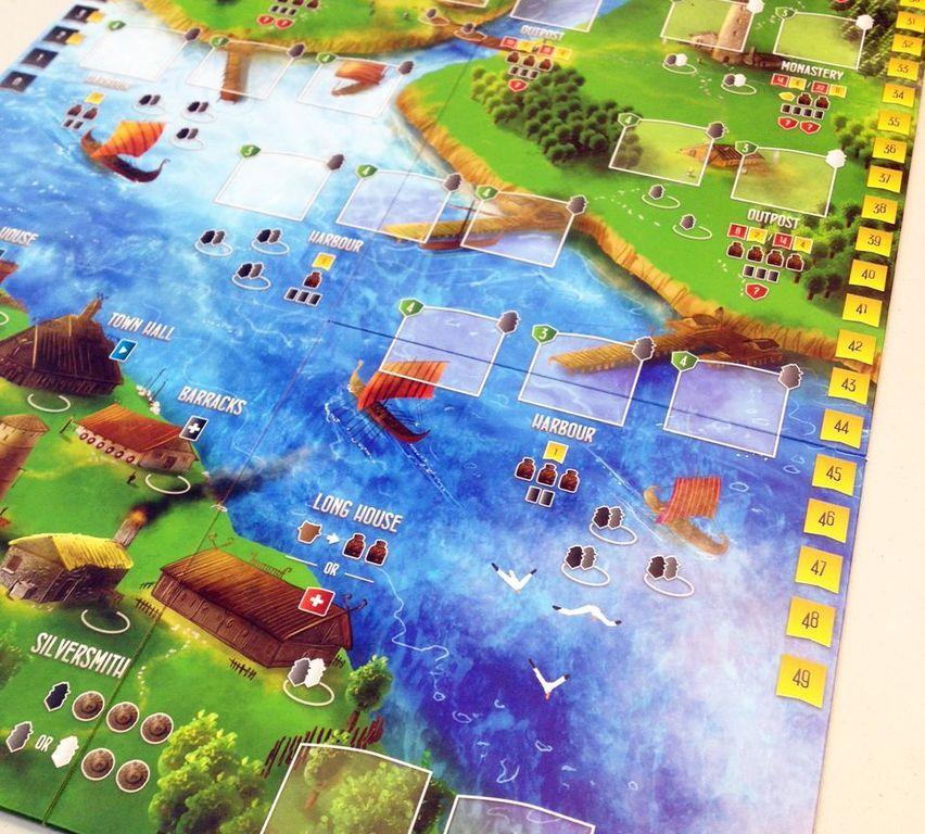 Raiders of the North Sea gameplay