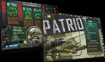 Critical Mass: Patriot vs Iron Curtain components