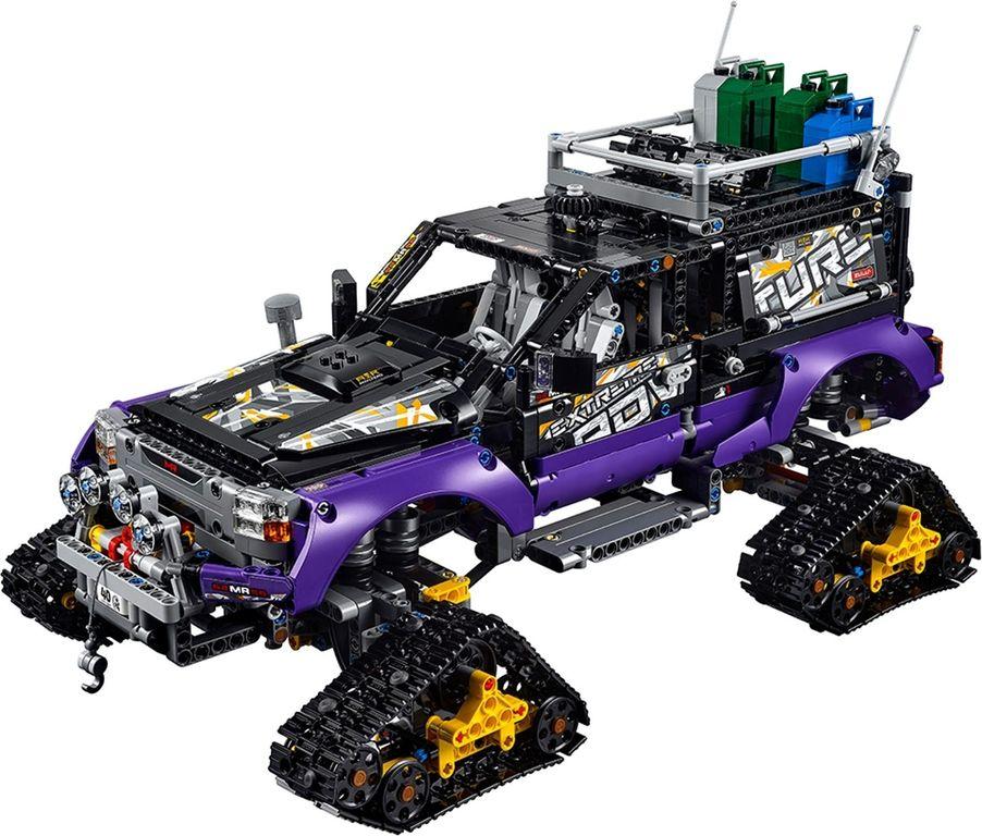 Extreme Adventure components