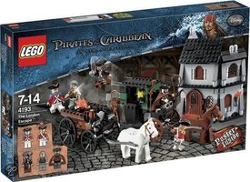 LEGO® Pirates of the Caribbean The London Escape
