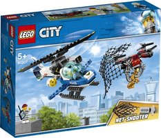 LEGO® City Sky Police Drone Chase