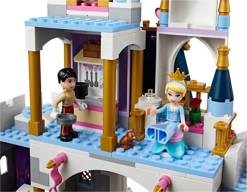 LEGO® Disney Cinderella's Dream Castle interior