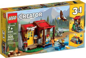 LEGO® Creator Outback Cabin