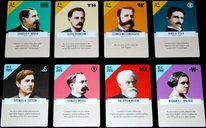 Tesla vs. Edison: Duel cards