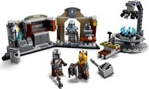 LEGO® Star Wars The Armorer's Mandalorian™ Forge components