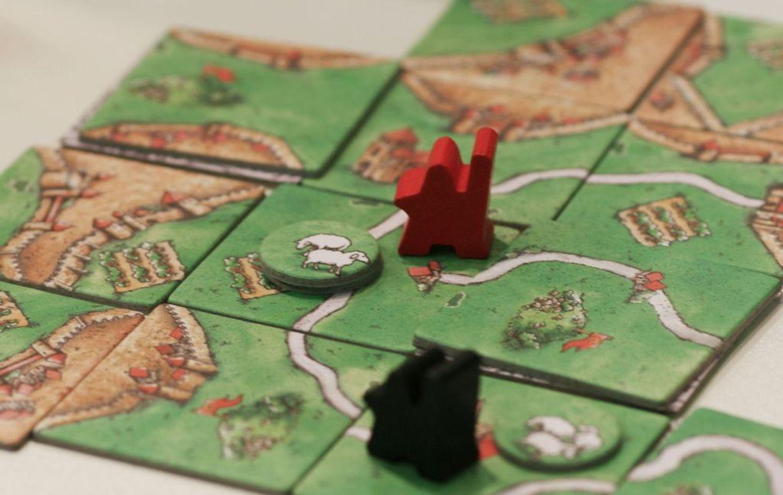 Carcassonne: Hills & Sheep gameplay