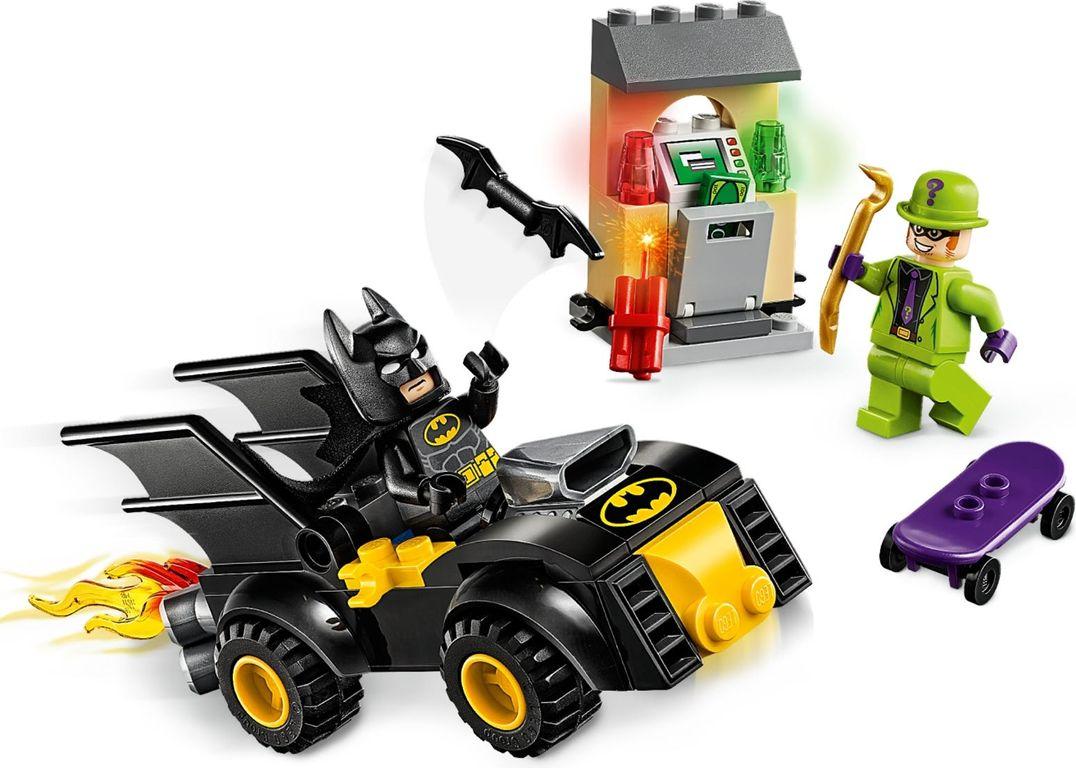 LEGO® DC Superheroes Batman™ vs. The Riddler™ Robbery gameplay