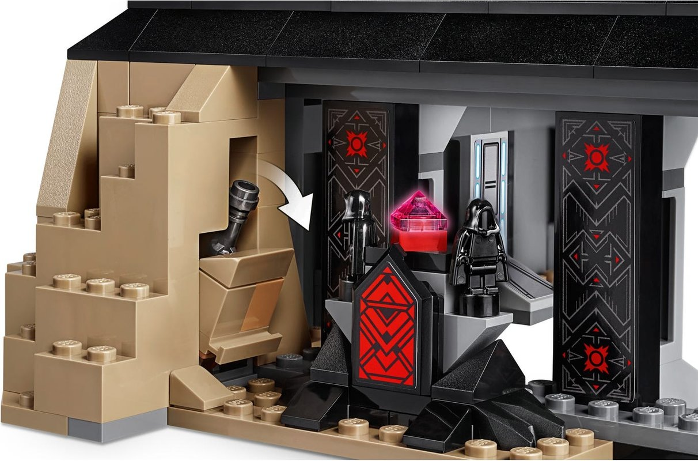 Darth Vader's Castle gameplay