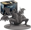 Dark Souls: The Board Game – Gaping Dragon Boss Expansion miniature