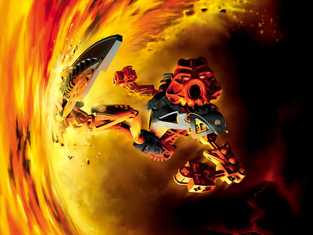 LEGO® Bionicle Tahu Nuva gameplay