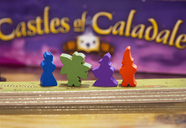 Castles of Caladale components
