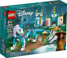 LEGO® Disney Raya and Sisu Dragon