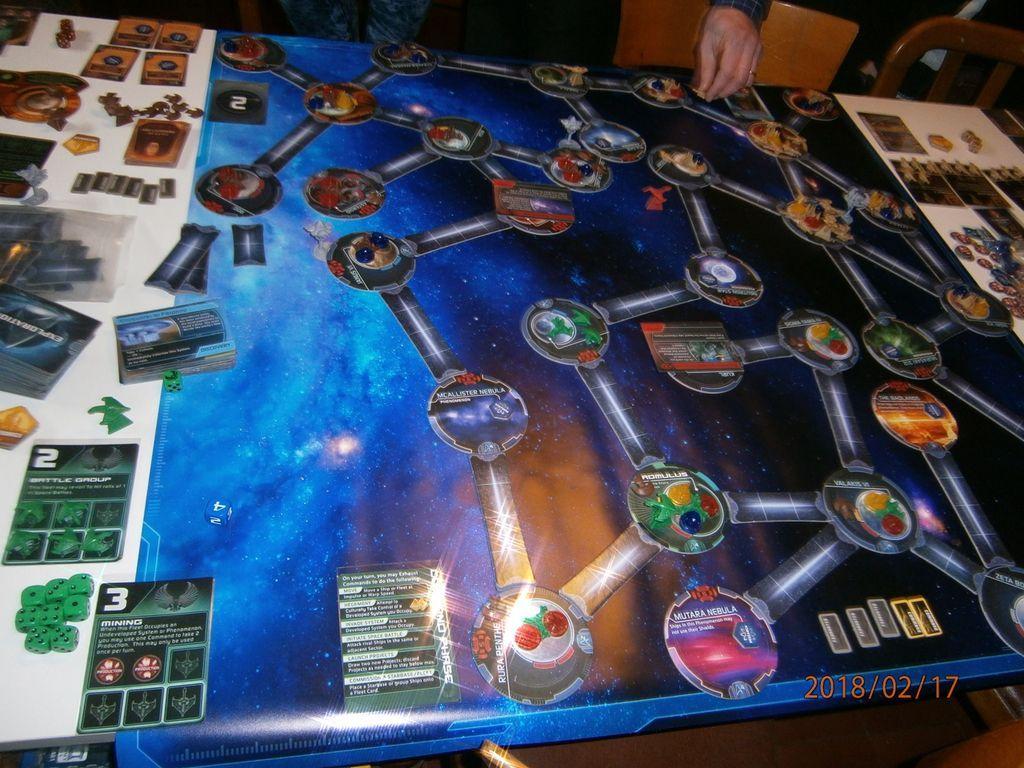Star Trek: Ascendancy - Cardassian Union gameplay