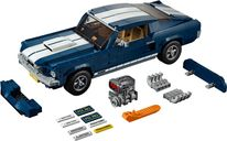 Ford Mustang components