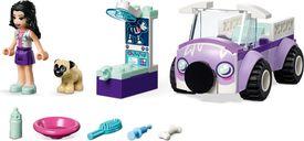 LEGO® Friends Emma's Mobile Vet Clinic components