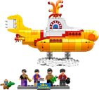LEGO® Ideas Yellow Submarine components
