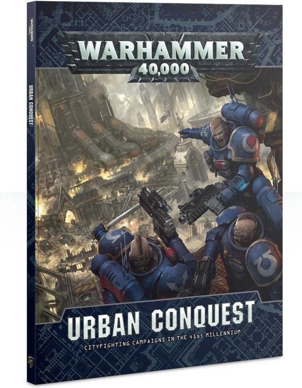 Warhammer 40,000: Urban Conquest book