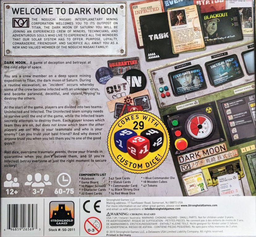 Dark Moon back of the box