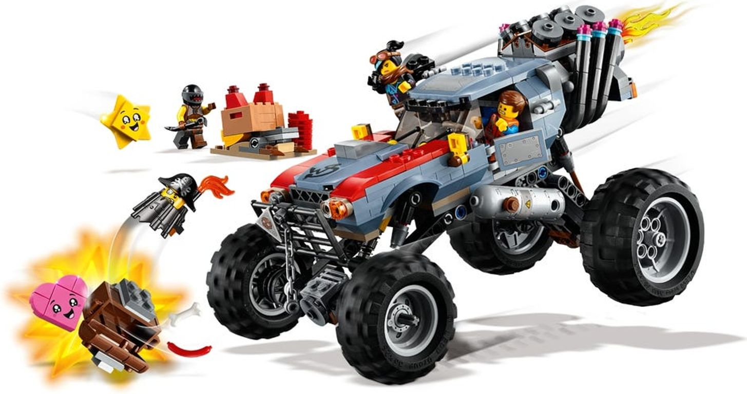 LEGO® Movie Emmet and Lucy's Escape Buggy! gameplay