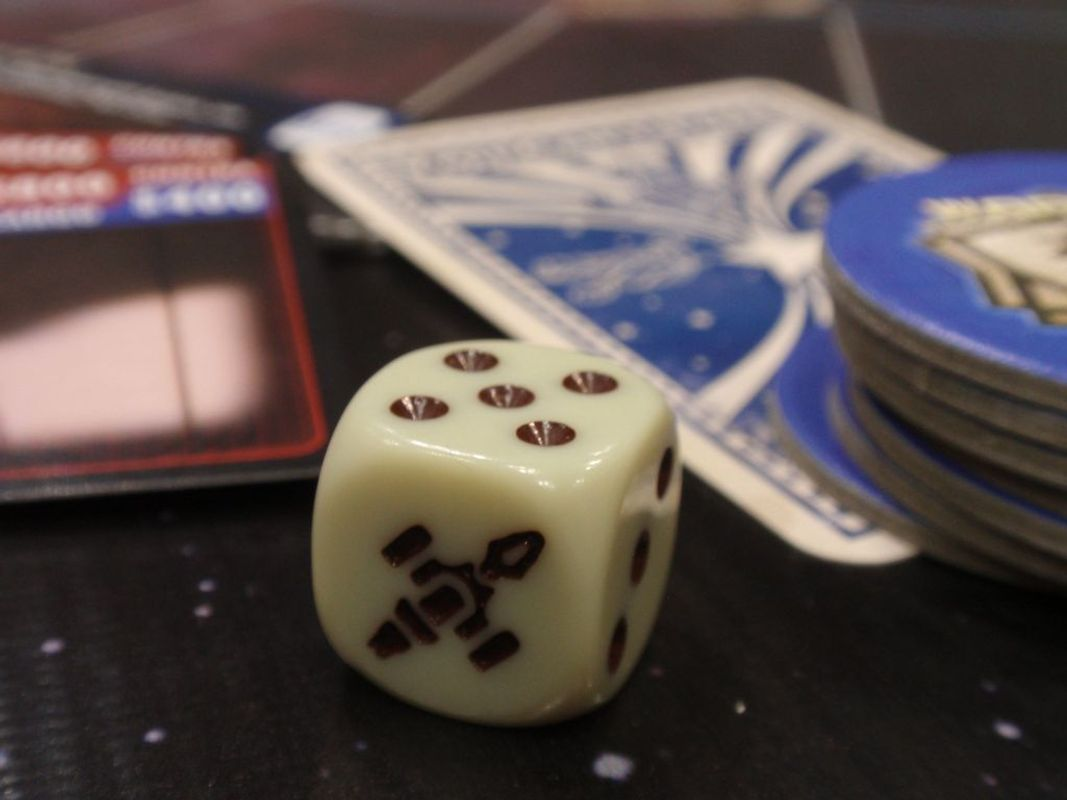 Firefly Boardgame dice
