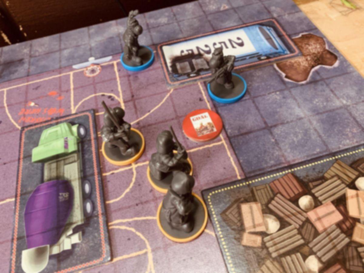 Fanhunter: Urban Warfare gameplay