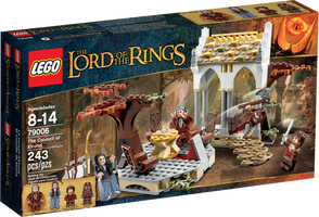 LEGO® The Lord of the Rings The Council of Elrond