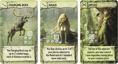 Tash-Kalar: Arena of Legends cards