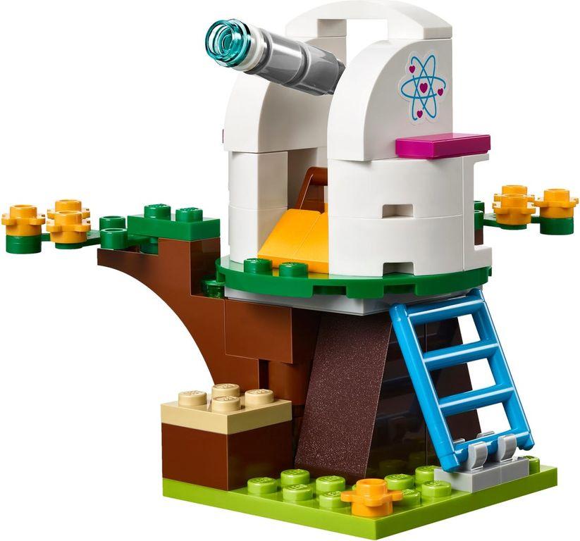 LEGO® Friends Olivia's Exploration Car components