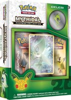 Mythical Pokémon Collection: Celebi Box