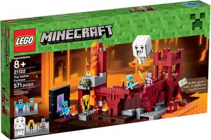 LEGO® Minecraft The Nether Fortress