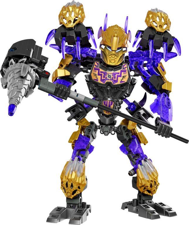 LEGO® Bionicle Onua Uniter of Earth components