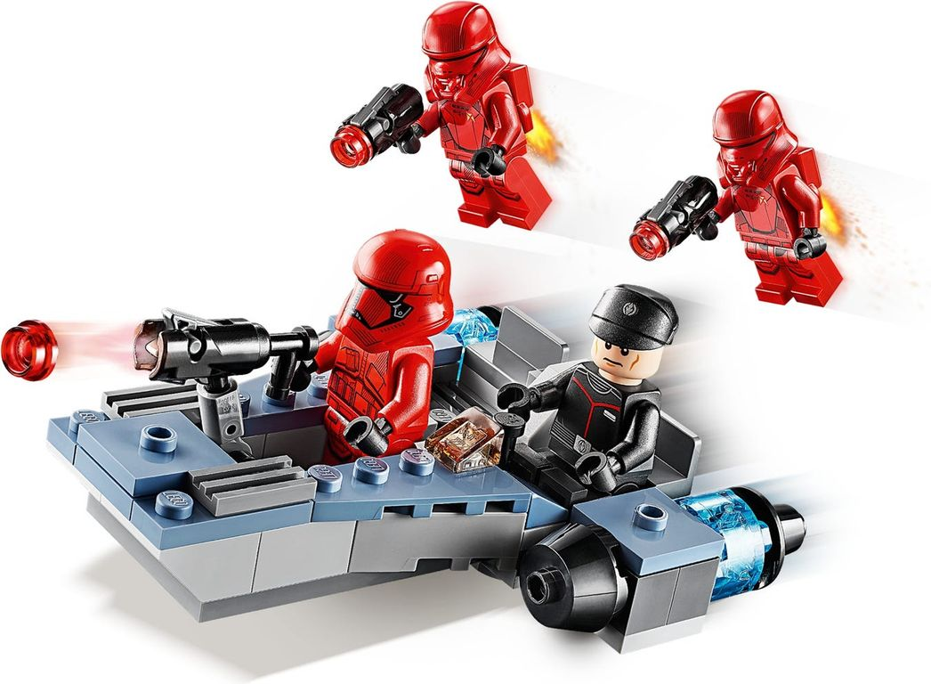 LEGO® Star Wars Sith Troopers™ Battle Pack gameplay