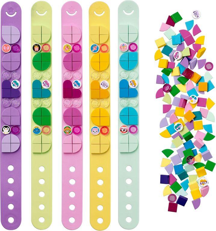 Bracelet Mega Pack components