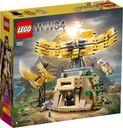 LEGO® DC Superheroes Wonder Woman™ vs Cheetah back of the box