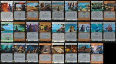 Dominion: Seaside cards