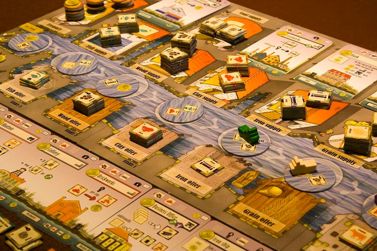 Le Havre gameplay